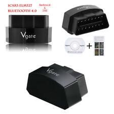 12V ICAR3 ELM327 Bluetooth 3.0 4.0 OBD2 II Car Truck Code Reader Diagnostic Tool