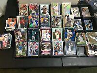 Huge Baseball 1800+ Card Lot Refractors, SP's, Variations, #'d (Multi-Year)