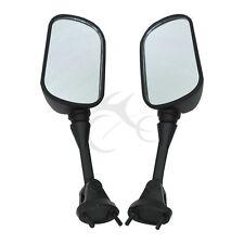 Rear View Mirrors For 04-10 Kawasaki NINJA ZX10R ZX 10R 2004 2005 2006 2007 2008