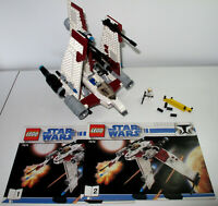 LEGO Star Wars V-19 Torrent 7674  With Instructions - No Box