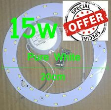 LED lights 15W Fluor Circular Tube(>22w) replacement for Oyster Ceiling lights