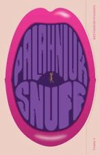 Snuff, Chuck Palahniuk, Book