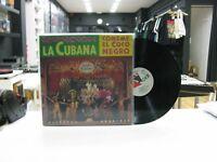 Die Cubana LP Spanisch Comême El Coco Schwarz 1990 Klappcover