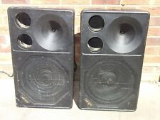 HZ HE300 Speakers