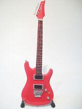 Guitare miniature Ibanez JS 1200 Candy red Joe Satriani