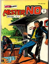 ¤ MISTER NO n°65 ¤ 1981 MON JOURNAL