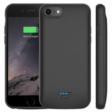 4000mAh For iPhone 6 7 8 Battery Charging Case External Power Bank Charger Cover