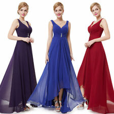 Ever-Pretty Satin Dry-clean Only Dresses for Women