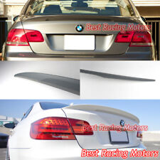 Performance High Kick Style Trunk Spoiler (ABS) Fits 07-13 BMW E92 2dr 3-Series