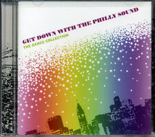 Get Down With The Philly Sound CD O'Jays Harold Melvin 2008 Dance Collection