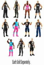 WWE Tough Talker Single Figure John Cena, Brock Lesner, Big E, Bray Wyatt Figure