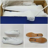 Keds Champion Originals White Comfort Walking Tennis Shoes Sneaker Women Size 10