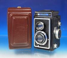 Zeiss Ikoflex I 850/16 mit Novar Anastigmat 3.5/75mm 6x6 TLR Camera - (201111)