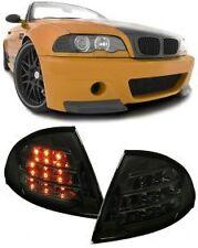 Ahumado Indicadores LED BMW E46 3 Series Saloon Estate Pre-Facelift Modelo 98-2001