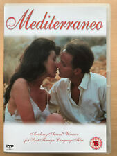 MEDITERRANEO ~ 1992 Italian / Greek Island World War II Romantic Drama UK DVD