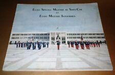 ECOLE SPECIALE MILITAIRE DE SAINT CYR - French Military Academy 1970's brochure
