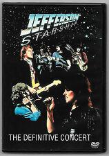 DVD / JEFFERSON STARSHIP THE DEFINITIVE CONCERT (MUSIQUE CONCERT)