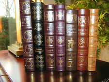 Easton Press - Ben Hur, Quo Vadis, Silver Chalice, Robe, Greatest Story, Christ