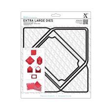 Docrafts 3 Piece Envelope Carbonised Steel Extra Large Dies XCU 503211