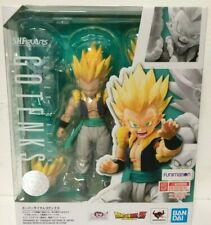 AUTHENTIC! NEW BANDAI S.H.Figuarts Dragonball Z SUPER SAIYAN GOTENKS - US SELLER
