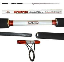 canna everpro vertical light jigging 1.95m 100g barca mare inchiku kabura