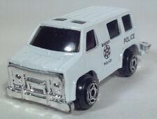 """1980s GMC Vandura Police Sheriff Van 2.5"""" Die Cast Scale Model"""