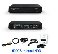 Altech UEC DSD4921RV PVR 500GB TV VAST Satellite Receiver Decoder 12V 240V