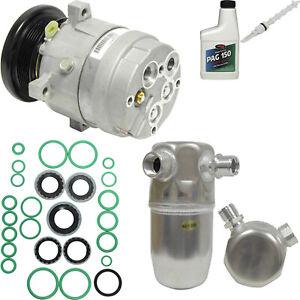 New A/C Compressor and Component Kit for Century Cutlass Ciera Lumina Cutlass Su
