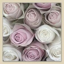 Full Pack - Napkins for Decoupage / Parties / Weddings - Pink Roses