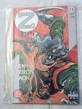 ZERO Anno II N 13 Novembre 1991 KXB Zero Nippon Comix  Fumetto Collezione