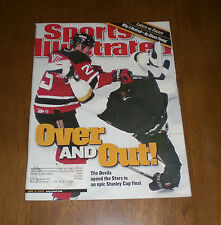 2001 COLORADO AVALANCHE SPORTS ILLUSTRATED - STANLEY CUP CHAMPIONS - RAY BOURQUE