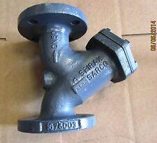 "2"" Spirax Sarco Y-Strainer, Model: 34 Carbon Steel, 1/32"" Perf, 150# Flange"