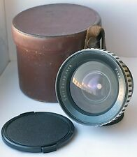 Carl Zeiss Jena FLEKTOGON Zebra f/4 20mm Lens M42 Super-WIDE