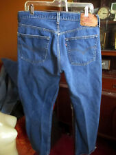36x30 FIT True Vtg 90s SWEET FADE Levis 501 Buttonfly Raw Denim Jeans USA