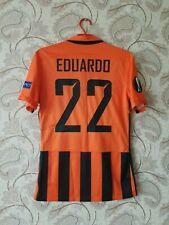 Shakhtar 2015/2016 EDUARDO Nike MATCH WORN Football Soccer Shirt Croatia Arsenal