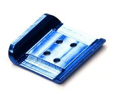 Alloy Front Skid Plate For Losi Micro-T (Blue) - Integy #T8455Blue