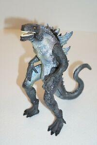 1998 Godzilla 7 inch Action Figure Trendmasters, Inc. Toho Co. Ltd - *Read*