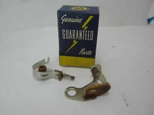 37-73 GM Packard Studebaker Nash Contact Points GUARANTEED DR691 DR2236P