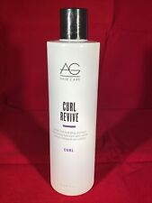 AG Hair Care Curl Revive Sulfate Free Hydrating Shampoo 10 Oz