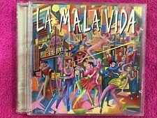 LA MALA VIDA CD MANU CHAO RONALDOS PESCAILLA EL ARREBATO CHUNGUITOS MANO NEGRA