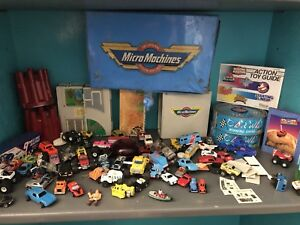 micro machines lot