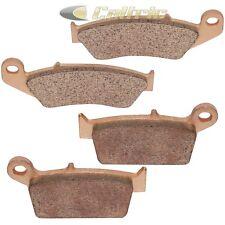 Brake Pads FITS HONDA XR600 XR600R XR650 XR650L XR650R Front Rear 1989-2017