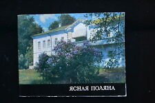 CLEARE GALDE YASNAYA POLYANA TOLSTOY HOUSE RUSSIAN SOVIET PAINTING EXHIBITION