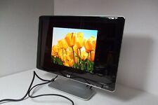 "HP W2007 20"" Widescreen LCD Monitor Built-in Speakers VGA DVI 1680x1050 RK284AA"