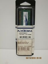 Axiom Memory Solutions 1GB DDR3-1333 UDIMM Server Memory BRAND NEW SEALED PACK!!