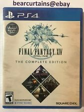 Final Fantasy Xiv Online Complete Edition Ps4 Brand New Sealed Fast Ship