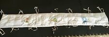 Living Textiles Cot Bumper Baby Animals 190cm Long