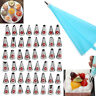 Nozzle Tips Icing Piping Bag Tool Kit Cookie Cream Flower Decorating Pastry Cake
