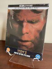 Hellboy 2 Steelbook (4K UHD+Blu-ray) Factory Sealed  Limited Edition RARE!