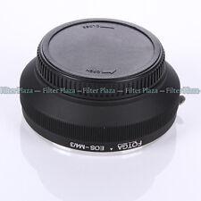 Fotga Canon Eos Ef Lente Para Olympus Panasonic Micro Four Thirds M4/3 Pen Adaptador